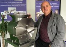 Bernard DEVIN Ecluse vanne rotative inox