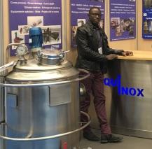 Doudou CAMARA, Chargé d'Affaires EQUINOX